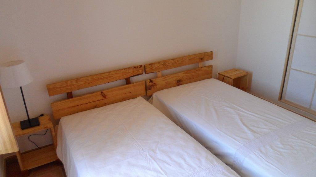 Sleeping room upstairs